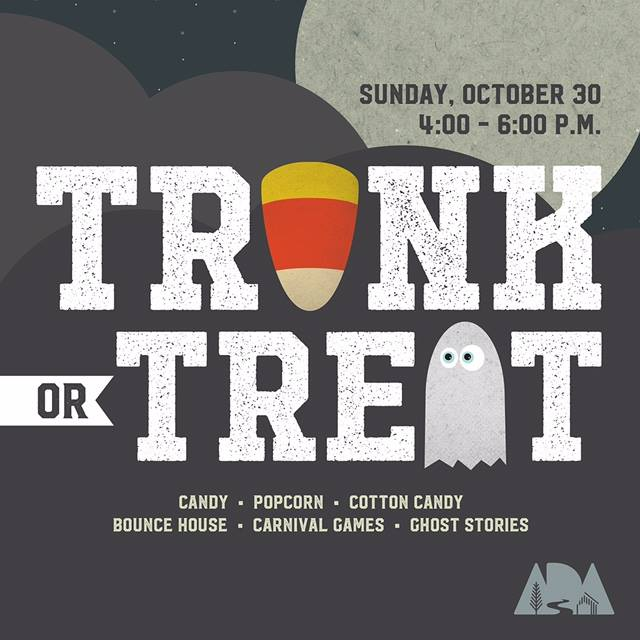 Trunk or Treat (October)